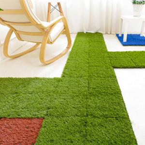 Amazon Com Golden Moon Grass Tile Series Pp Interlocking