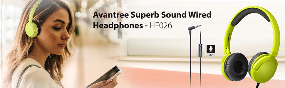long cord headphones