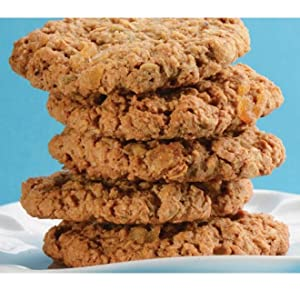 Fifty 50 Foods Hearty Galletas de avena: Amazon.com: Grocery ...