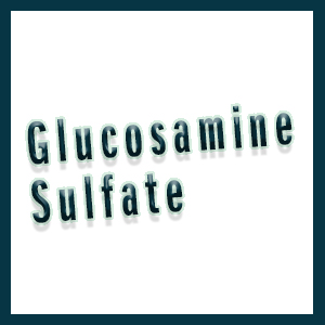 Vegetable Glucosamine Sulfate not Glucosamine Hydrochloride