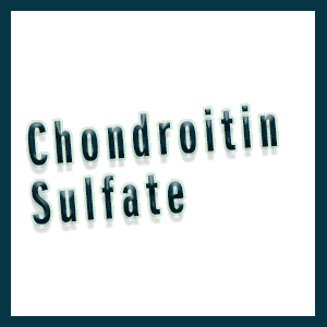 Chondroitin Sulfate ingredient for cartilage health