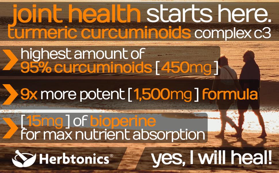 herbtonics turmeric curcuminoids complex c3