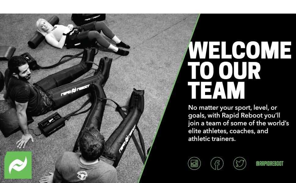 Normatec, recovery pump, Rapid Reboot, compression boots, recovery boots, air relax, speed hound