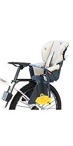 Amazon.com: CyclingDeal - Portabebés delantero con pasamanos ...