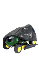 riding mower cover