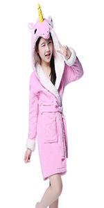 Amazon.com: Newcosplay - Pijama unicornio unisex para niños ...