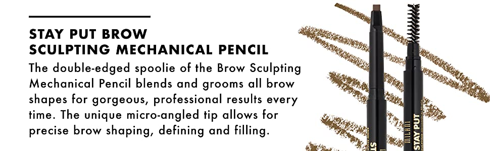 Milani Stay Put Brow Sculpting Mechanical Pencil