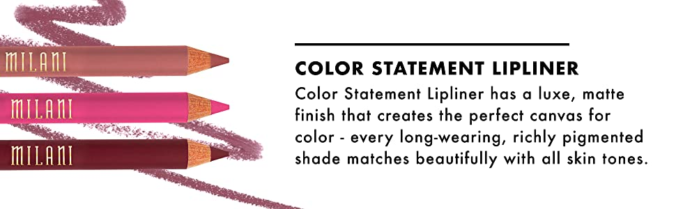 Milani Color Statement Lipliner