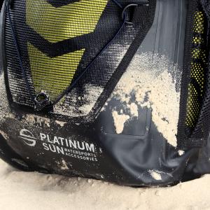 sand back pack for all weather wet bag bagpack shoulder straps heavy duty backpack rain