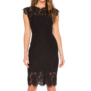 ed1909dc9d MEROKEETY Women's Sleeveless Lace Floral Elegant Cocktail Dress Crew ...