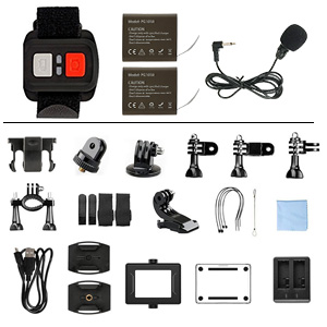 accessories compatible with gopro