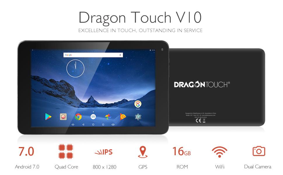 Dragon Touch V10