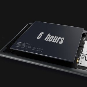 Long-Lasting Battery for Hours of Use