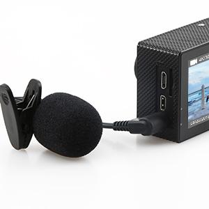 support external mic