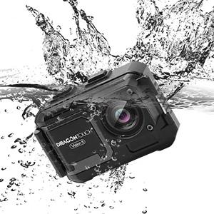 Rugged + Waterproof Camera
