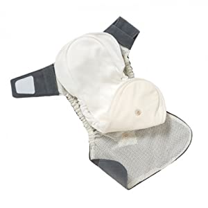 GroVia Cotton Soaker Pads are made from safe materials!