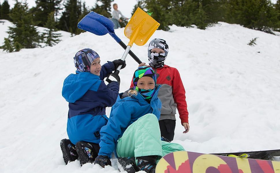 BlackStrap Kids Balaclava Face Masks for Winter Activities