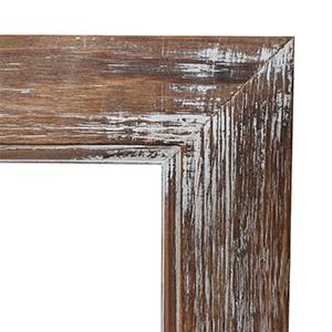 wood frame detail