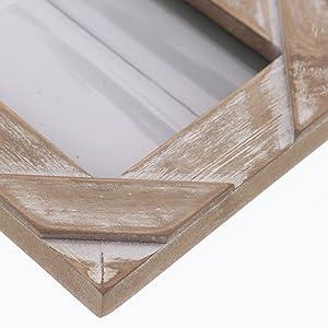 Frame detail for Wood frame