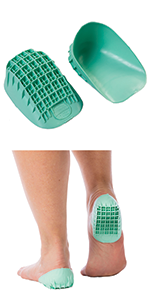 Amazon.com: Tulis Classic Gel Heel Cups (2-Pairs), TuliGEL ...