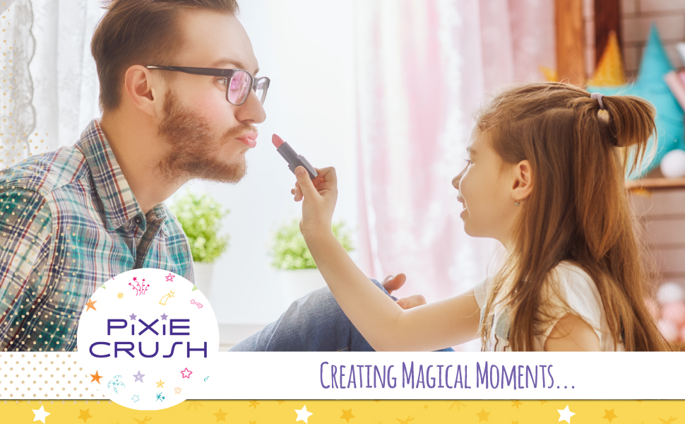 Pixie Crush Creating Magical Moments
