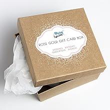 Elegantly packaged