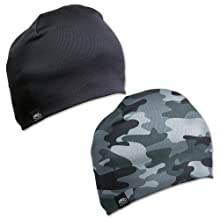 Camouflage Design SR-117 Knit Beanie Type Shinobu Riders INVISTA Coolmax Quick Drying Helmet Skull Cap