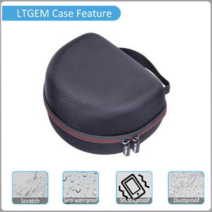 LTGEM Case for Audio-Technica ATH-M50x/M50/M70X/M40x/M30x/M50xMG Professional Studio Monitor Headphones