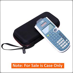 Khanka Hard Case For Texas Instruments TI-30XS Multi Scientific Calculator Case
