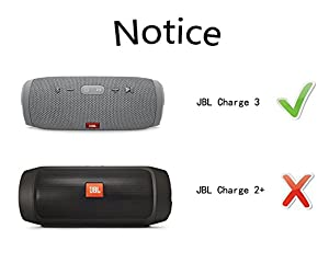 Amazon.com: LTGEM Case for JBL Charge 3 Waterproof ...
