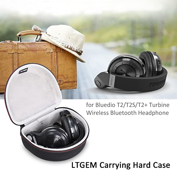 629a60645c7 Bluedio Turbine T2, T2S & T2Plus Wireless Bluetooth Headphones Case
