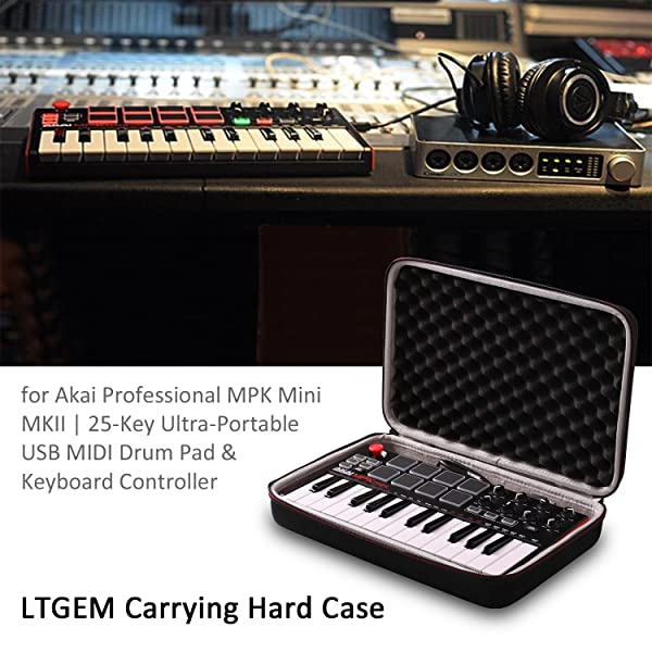 AKAI Professional MPK mini mkII Black