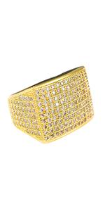 hip hop jewelry hip hop bling mens diamond rings gold ring for men diamond rings