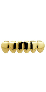 Grillz Grill Gold