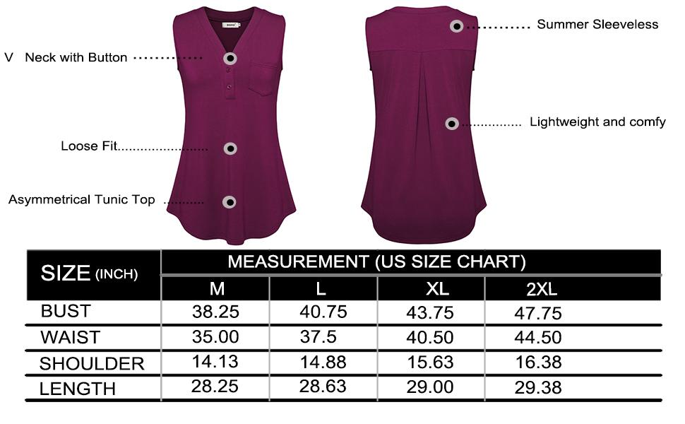 48908425467dd6 BEPEI Womens Sleeveless Tops Basic Shirts Summer Casual Tanks V Neck Office  Wear