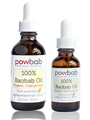 baobab essential oil hair moisturize conditioner lotion organic cold pressed face serum body massage