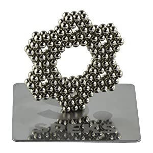 Desk toy, magnetic desk toy, magnetic balls, speks, desk toys, base, case, guide, splitter card