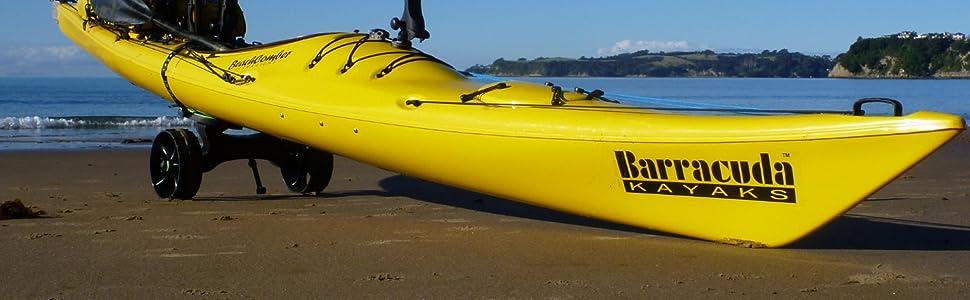 C-Tug Kayak and Canoe Cart RAILBLAZA 50000171
