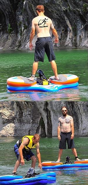 Amazon.com: Waterblade Stingray bote eléctrico ...