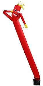 Red Guy Tube