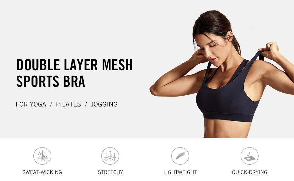 sports bra- H155-1