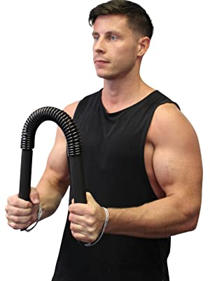 Python Power Twister Multiple Resistance Chest Exercise Device