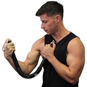Python Power Twister Bicep Curl