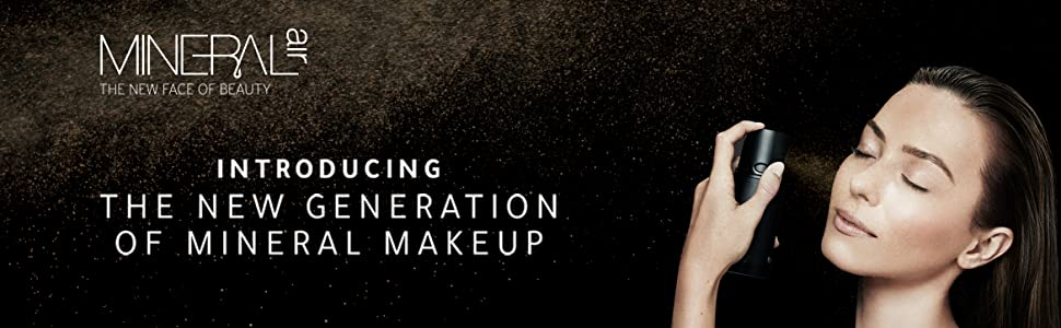 INTRODUCTING THE NEW GENERATION OF MINERAL MAKEUP