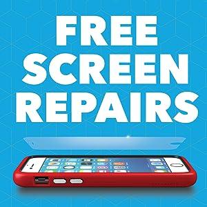 free screen repairs