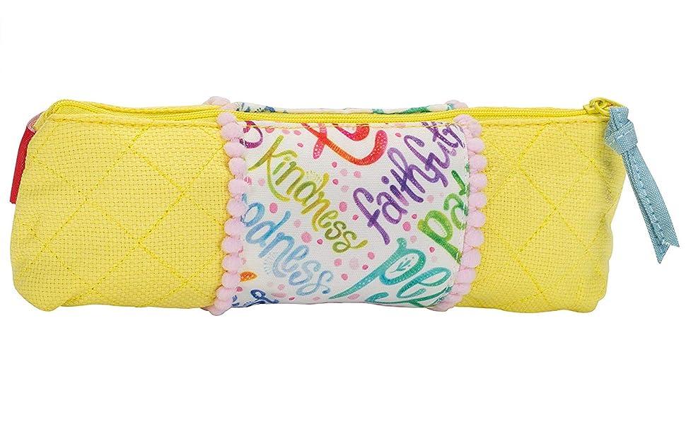Amazon.com: Marigold acuarela pequeño accesorio estuche ...