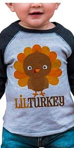 kids funny turkey thanksgiving shirt boys girls 7 ate 9 apparel