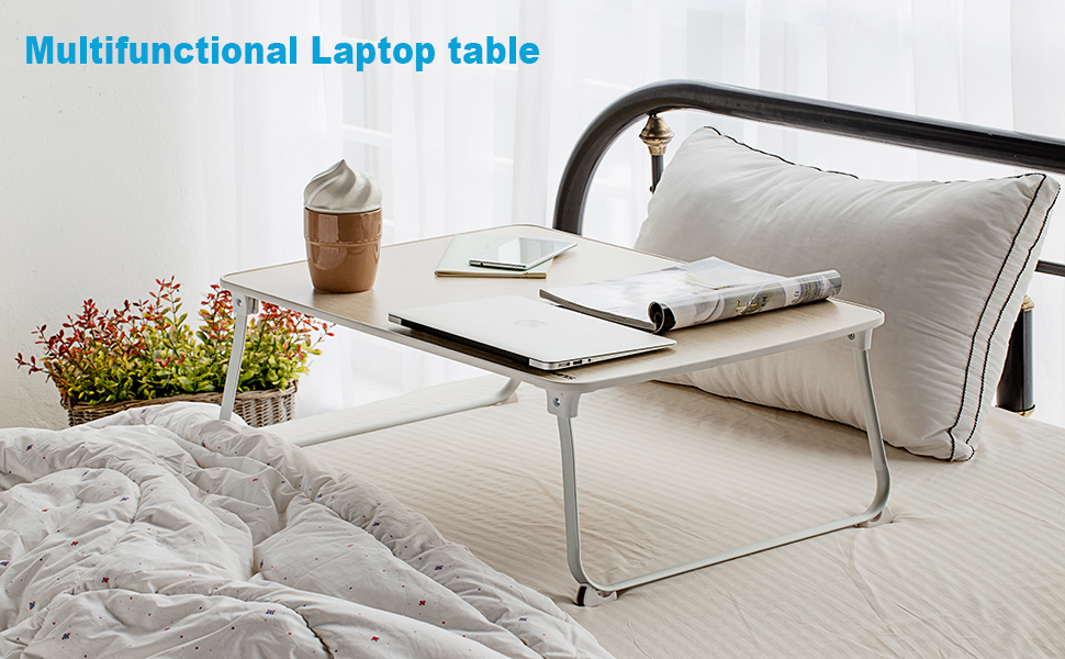 A Laptop Desk For Bed/couch For A Relaxing Workspace ...