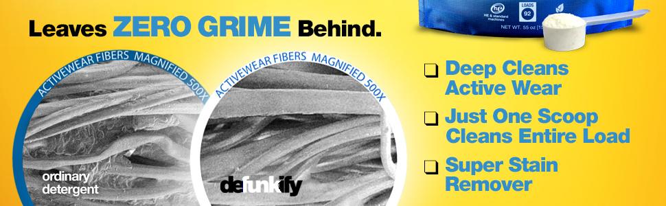 Amazon.com: defunkify Active lavado detergente de lavandería ...