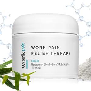 glucosamine chondroitin msm cream natural pain relief eucalyptus cream anti inflammatory cream